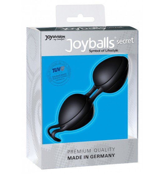 Joyballs Secret (czerń)