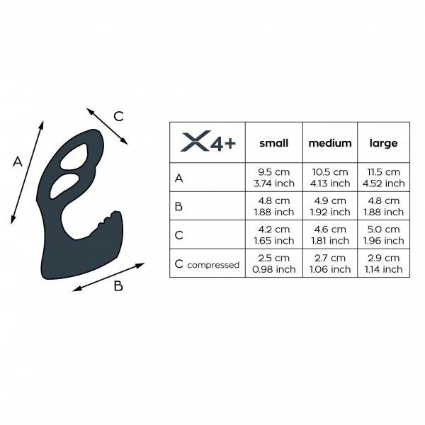 Joy Division XPANDER X4+ Medium