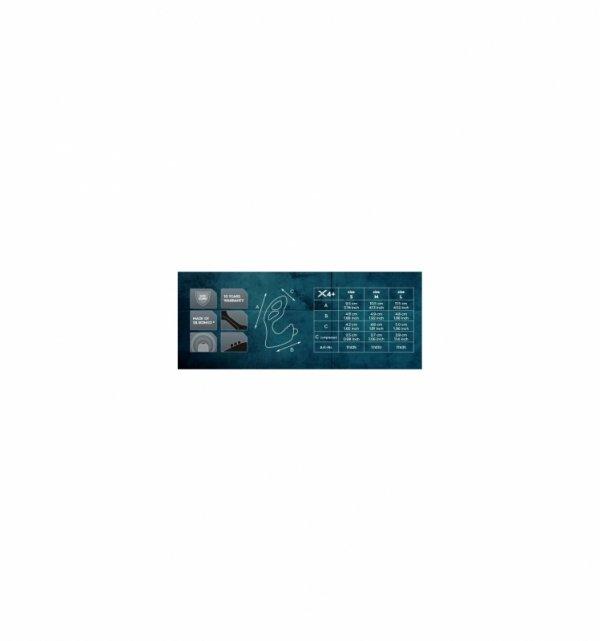 Joy Division XPANDER X4+ Small (Rechargable)