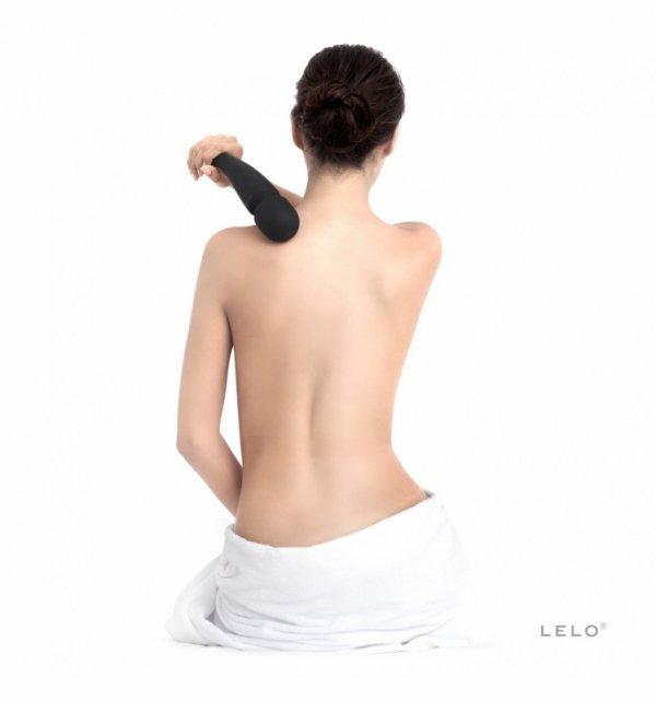 LELO - Smart Wand Large, black