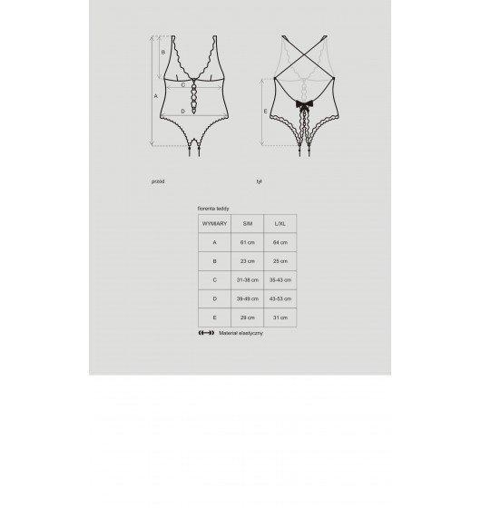 Fiorenta body L/XL