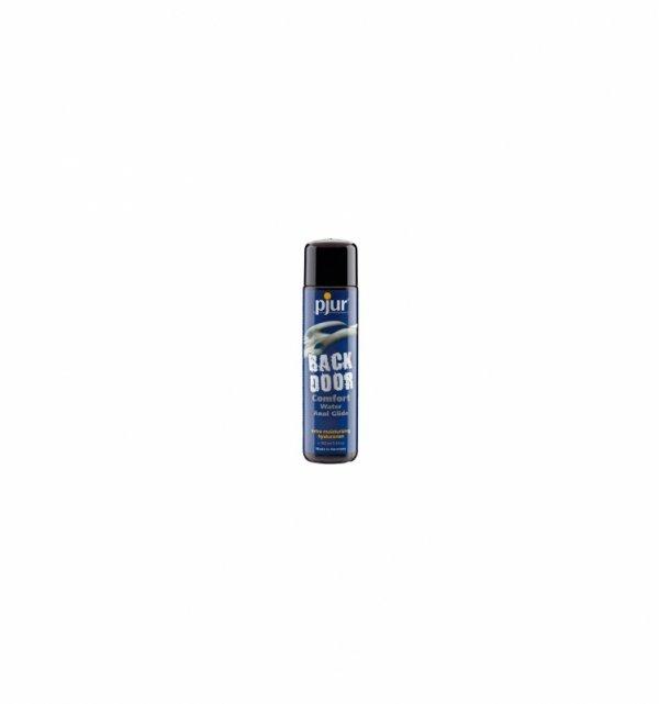 pjur Back Door Comfort Anal Glide 100 ml - żel analny na bazie wody