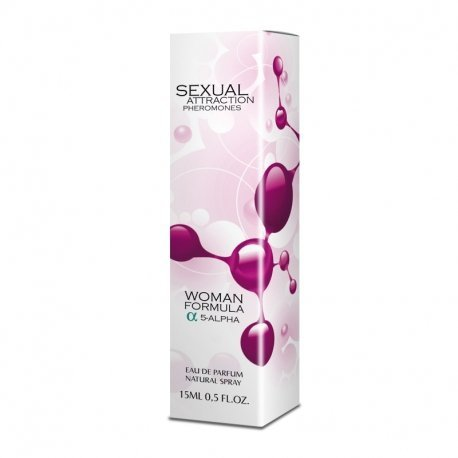 Sexual Attraction perfumy z feromonami dla kobiet