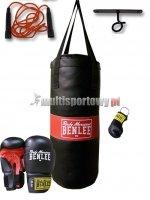 Zestaw bokserski treningowy dla dzieci PUNCHY Benlee