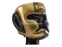Kask bokserski sparingowy TKHGEM-02GD EMPOWER CREATIVITY Top King