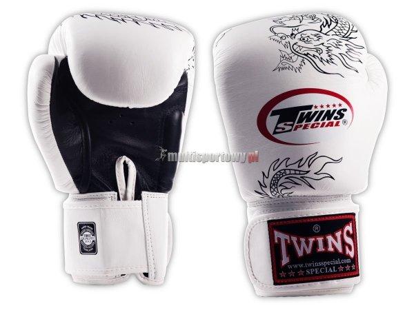 Rękawice bokserskie FBGV-6B DRAGON Twins