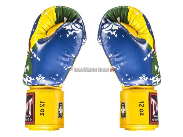 Rękawice bokserskie FBGV-44 BRASIL Twins