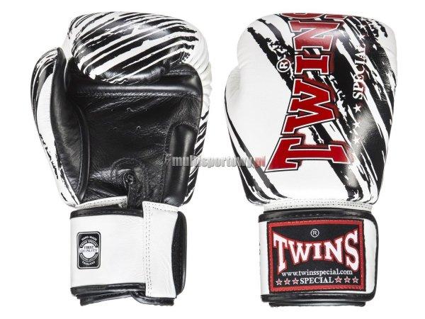 Rękawice bokserskie FBGV-TW2BK Twins