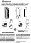 Elektrozaczep Lockpol 1420RF 12V z wyłącznikiem
