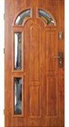 Drzwi wejściowe zewnętrzne Wikęd Premium wzór 9