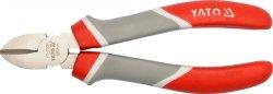 Szczypce tnące boczne cęgi obcęgi 160mm YATO 2036