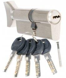 Wkładka z gałką CAM nawiercana 35/45G zamka drzwi