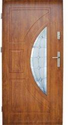 Drzwi wejściowe zewnętrzne Wikęd Premium wzór 10