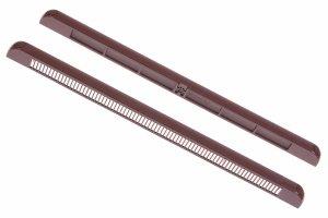 Nawiewnik okienny FVENT 2500 ręczny brązowy
