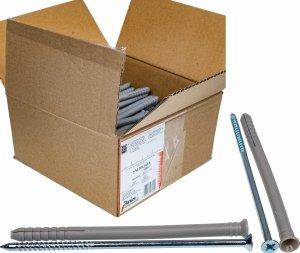 Kołki rozporowe 10x160 szybkiego montażu 100szt.
