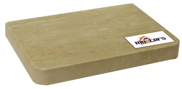 Parapet MDF marmur Wermon 122x40x2,5cm