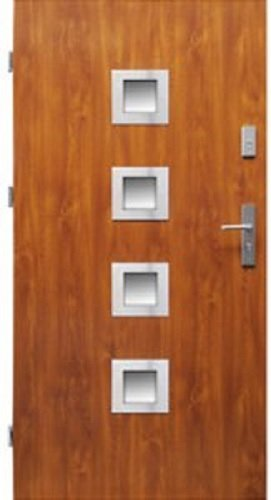 Drzwi wejściowe zewnętrzne Wikęd Premium wzór 19