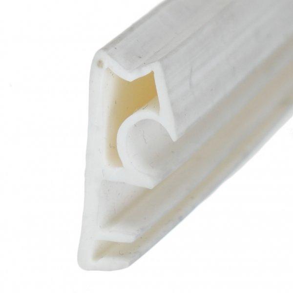 Uszczelka do okien drewnianych KD10 biała 1m.