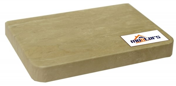 Parapet MDF marmur Wermon 152x30x2,5cm