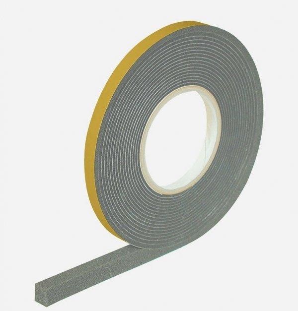Taśma rozprężna Integra DB 15x4-20mm 15m szara/czarna