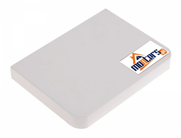 Parapet MDF Biały mat 212x20x2,5cm