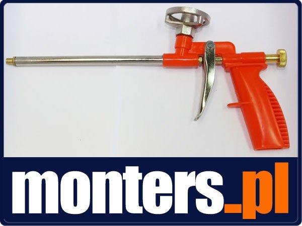 Pistolet do piany montażowej Beast pomarańczowy