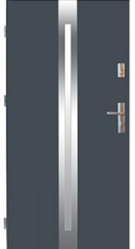 Drzwi wejściowe zewnętrzne Wikęd Premium wzór 25