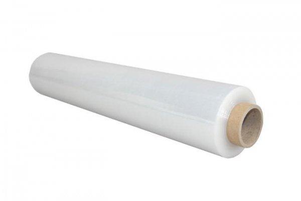 Folia strecz stretch 1,5kg transparent bezbarwna