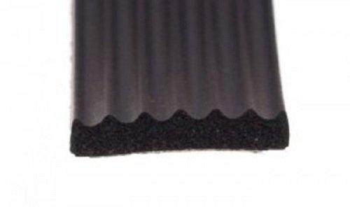 Uszczelka samoprzylepna czarna 20x4 (SD-52) 50m