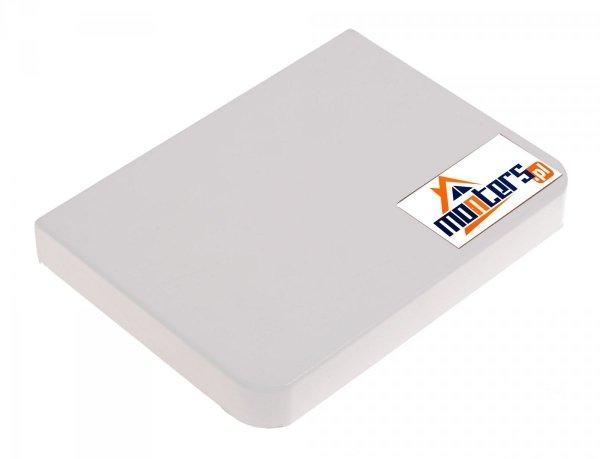 Parapet MDF Biały mat 122x40x2,5cm