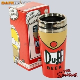 [MUG-41] The Simpsons™ Simpsonowie Duff Beer Travel Kubek Termiczny