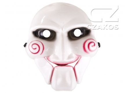 Straszna Maska- The Saw PIŁA [Komplet 10 sztuk]