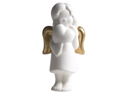 Aniołek Porcelanowy [Komplet- 10 sztuk ]
