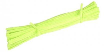 Druciki kreatywne pistacja - 5 paczek po 100szt.