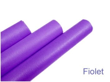 Flizelina Kolor Fiolet 50cm/9m [Zestaw - 10 sztuk]
