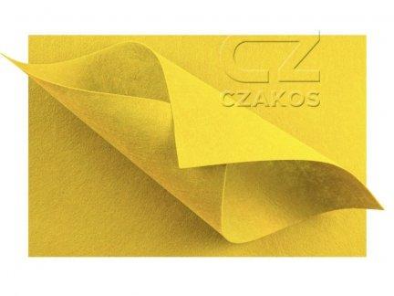 Filc 2mm Duży 30x40cm Cytryna [ZESTAW 10 SZTUK]
