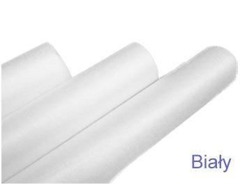 Flizelina Kolor Biały 50cm/9m [Zestaw - 10 sztuk]