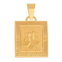 Zawieszka złota 585 znak zodiaku - 20147