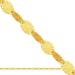 Łańcuszek złoty 585 - Lv031