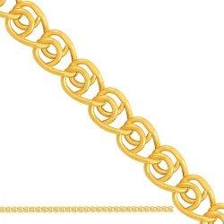 Łańcuszek złoty 585 - Ld061