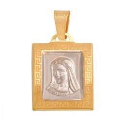 Medalik złoty 585 - 23141