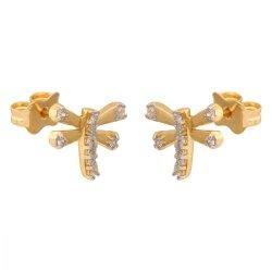 Kolczyki złote 585 sztyft - 23226