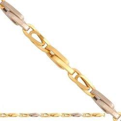 Łańcuszek złoty 585 - Ld245