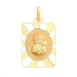 Medalik złoty 585 - 31260