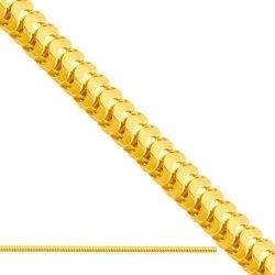Łańcuszek złoty 585 - Lv005