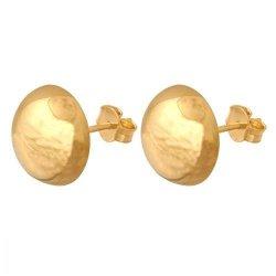 Kolczyki złote 585 sztyft - 35616