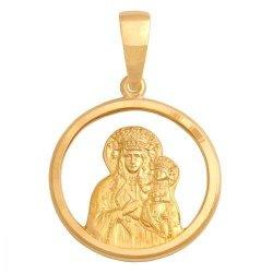 Medalik złoty 585 - 37158