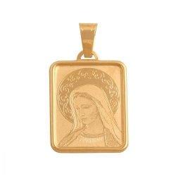 Medalik złoty 585 - 37358