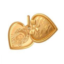 Medalik złoty 585 - 38777