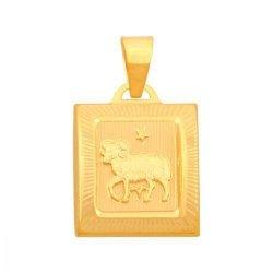 Zawieszka złota 585 znak zodiaku Baran